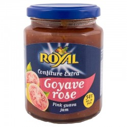 Confiture Antillaise Goyave Rose