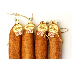 Saucisse Morteau IGP Label...
