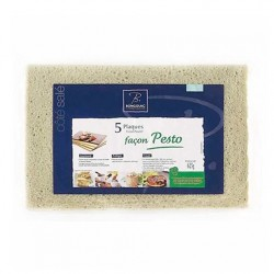 Pain de Mie Pesto en Plaque