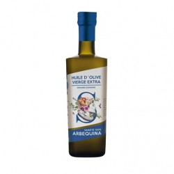 Huile d'Olive Extra Vierge 100% Arbequina