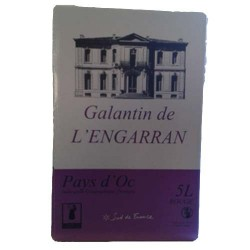 Galantin de l'Engarran Rouge IGP Bags In Box